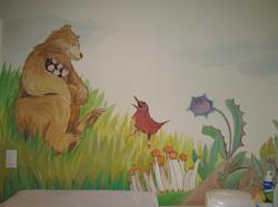 Kid's room - detail