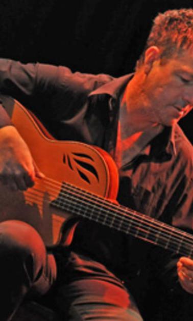 Richard Durrant - Guitarist