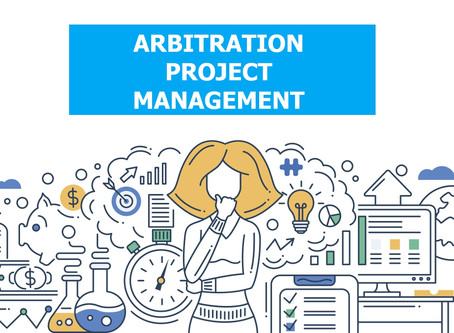 Arbitration Project Management