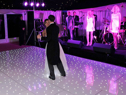 Twinkling LED Dance Floor Deposit