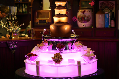 Chocolate Fountain Deposit