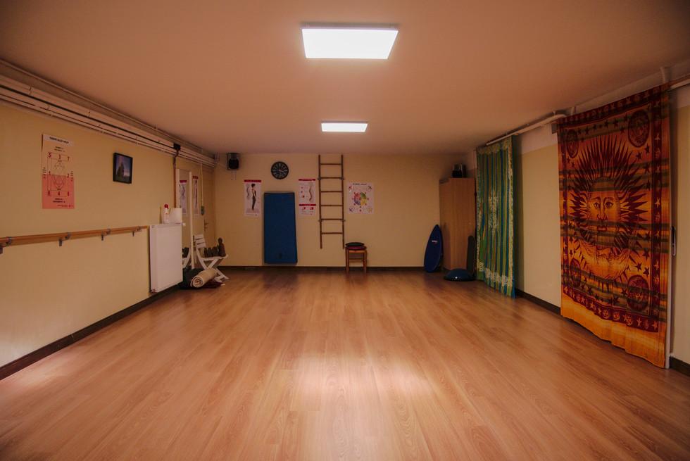 Notre salle de 56 m²