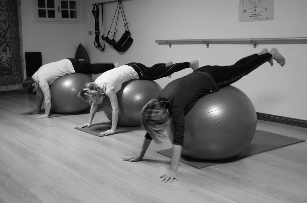 Gym-Ballon