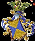 stemma conti Guidi di Bagno