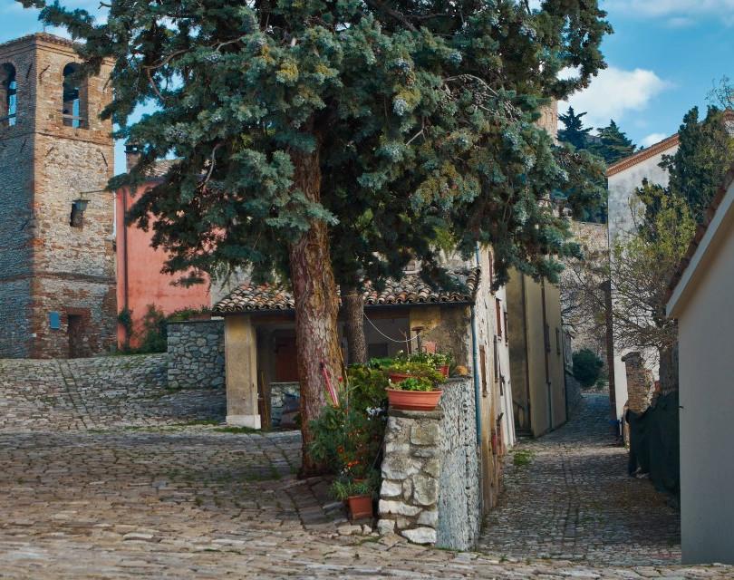 Le torre del borgo