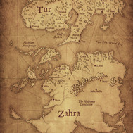 Rhenwars – The Northern Continents (commission)
