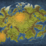 Continent of Seminal (commission)