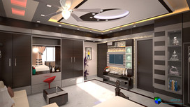 INTERIOR DESIGN IN BARUIPUR