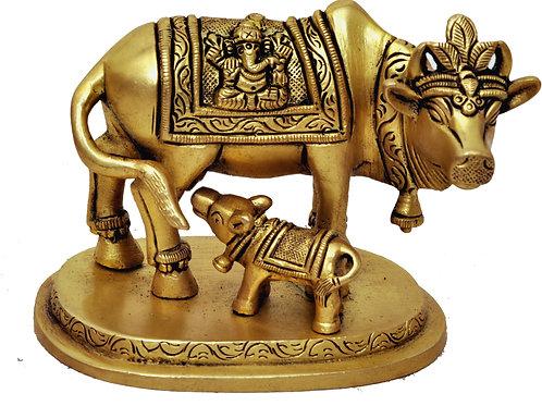 Gomata, Cow Showpiece