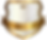 white-label-with-gold-banner-png-clipart