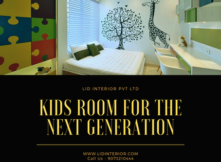 Kids Room for the Next Generation