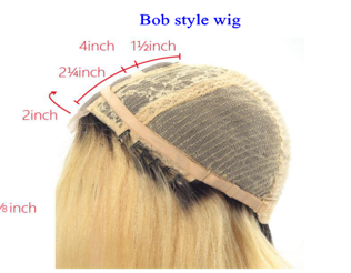 Custom Blond Wigs