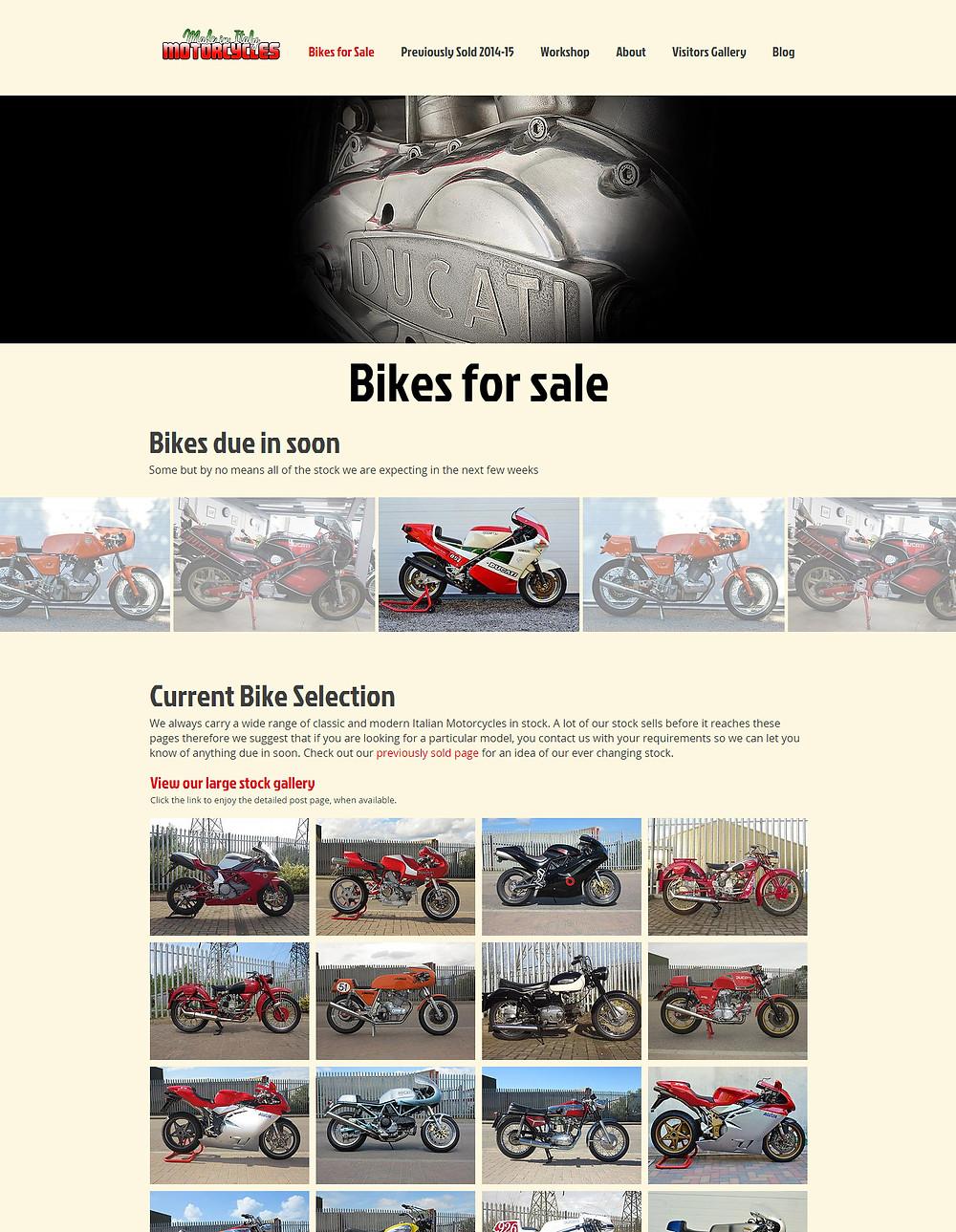 sale page for John Fallon