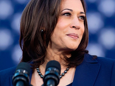 Kamala Harris' Vogue cover causes controversy