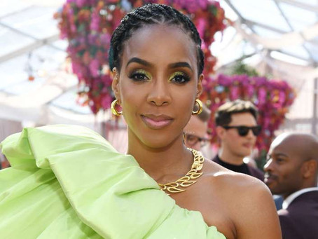 Kelly Rowland Welcomes Second Child