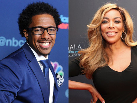 Nick Cannon Takes Over for Wendy Williams