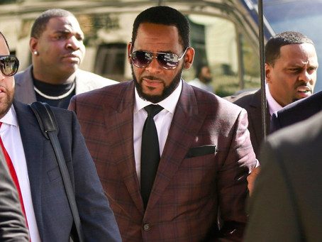R. Kelly Associate Pleads Guilty to Bribing Witness Not To Testify