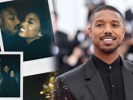 Michael B. Jordan and Lori Harvey Confirm Relationship on Instagram