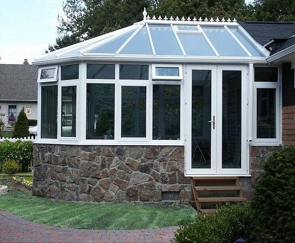 Conservatory Style Sunroom
