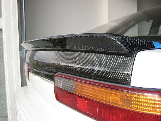 JDP Coupe Rear Spoiler (90-93)