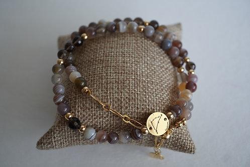 Capricorn - necklace