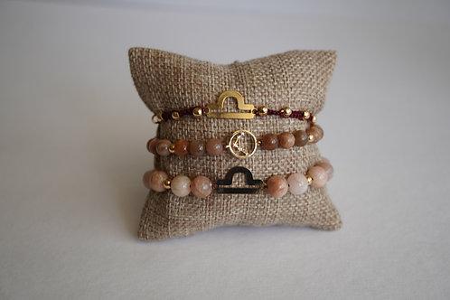 Libra - string bracelets
