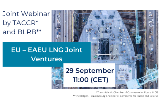 [VIDEO] Joint webinar with TACCR about LNG