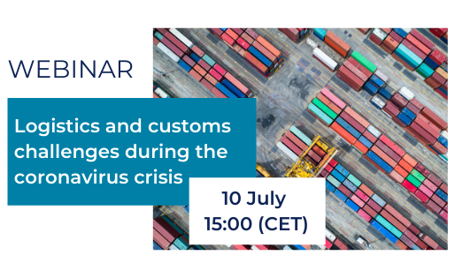 [VIDEO] BLRB webinar about Logistics and Customs challenges during the coronavirus crisis