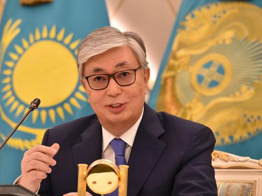 POSTPONED Meet the President of the Republic of Kazakhstan - 17/02