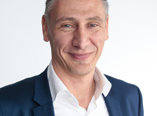 Stefan Van Doorslaer, CEO of Ahlers,  becomes the new President of the BLRB Chamber of Commerce