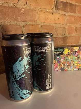 Transient Cosmic Juice DIPA 16oz 4 Pack
