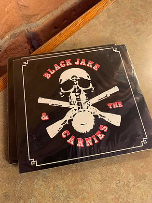 Black Jake & The Carnies - Where The Heather Don't Grow CD
