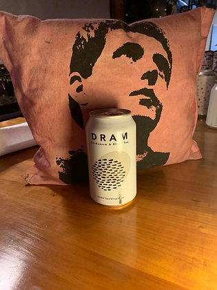 DRAM Cardamom & Black Tea Cardamom & Black Tea Sparkling Water
