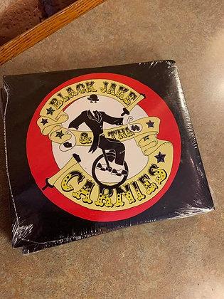 Black Jake & The Carnies - Sundry Mayhems CD
