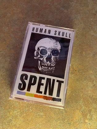 Human Skull - Spent Cassette