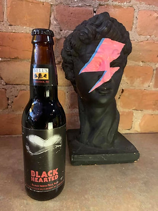 Bell's Black Hearted Black IPA