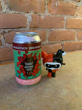 Saugatuck Cottonmouth Crusher Raspberry Sour Ale