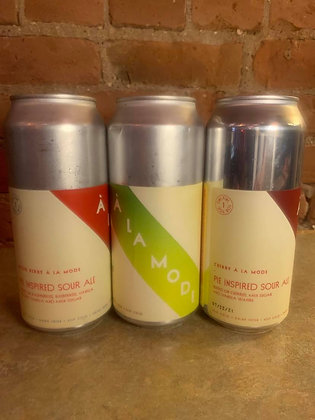Ferndale Project ALL THE PIES 3X 16oz Sour Sampler