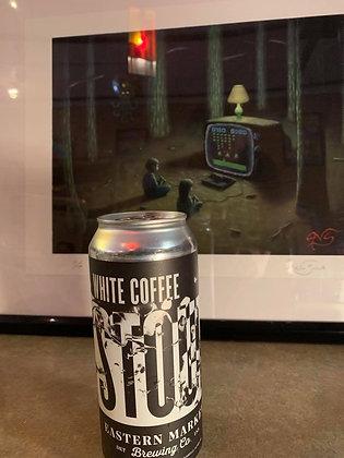 Eastern Market White Coffee Stout 16oz