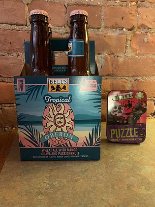 Bell's Tropical Oberon Ale 4 Pack