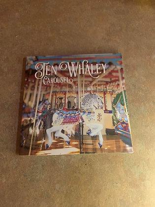 Jen Whaley Carousel CD