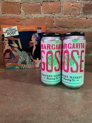 Eastern Market Margarita Gose 16oz 4Pack