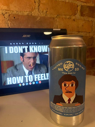 Mikkeller This Just In Imperial Tart Ale 16oz