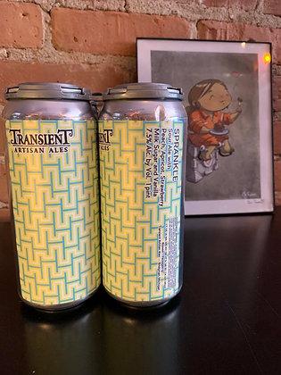 Transient Sprankle Sour Ale 16oz 4 Pack