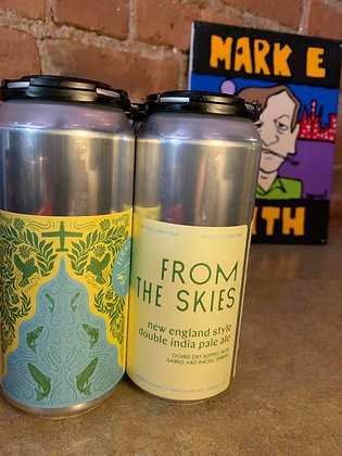 Ferndale Project From the Skies Oat Cream NEDIPA 16oz 4 Pack