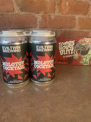 Evil Twin Molotov Cocktail Imperial IPA 4 Pack