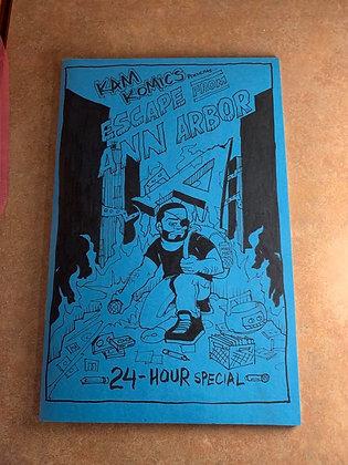 Kool Ade Kam - Escape From Ann Arbor