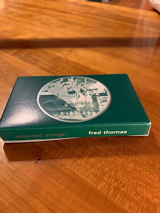 Fred Thomas Selected Songs Cassette