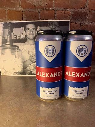 Schilling Alexandr Pilsner 4 Pack
