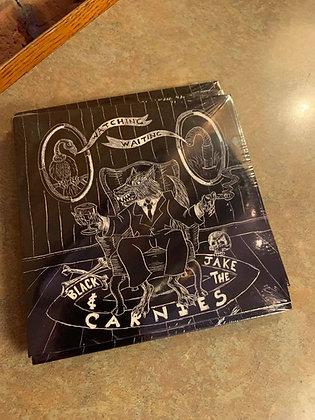 Black Jake & The Carnies - Watching, Waiting CD
